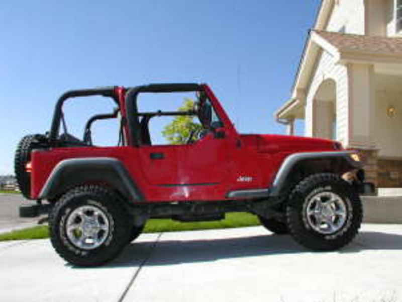 2000 Jeep Wrangler Seat Covers >> 1997 Jeep Wrangler at Alpine Motors